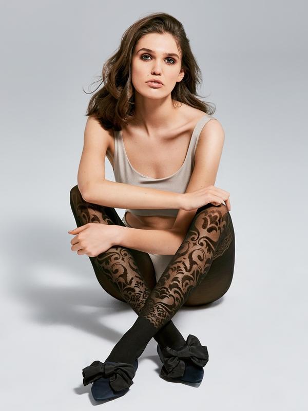 Punčocháče Fiore Couture